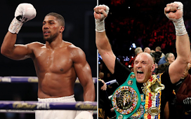 Saudi Arabia Likely To Host Joshua Vs Fury World Title Showdown