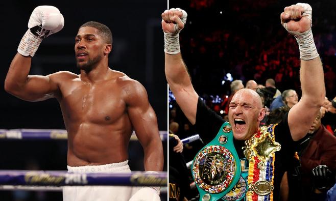 Saudi Arabia Likely To Host Joshua Vs Fury World Title Showdown
