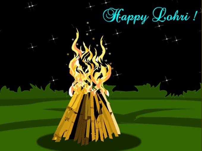 May This lohri bring