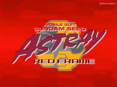 MSG SEED MSV ASTRAY Red Subtitle Indonesia