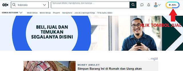 Cara Pasang Iklan & Jual Barang di Website OLX.co.id