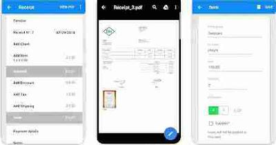 Aplikasi Invoice dan Kwitansi - Receipt & Invoice