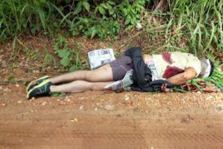 Joven secuestrado lo hallan ejecutado en Soconusco Veracruz