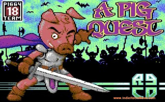 A-Pig-Quest-Awesome-looking-C64-game-by-