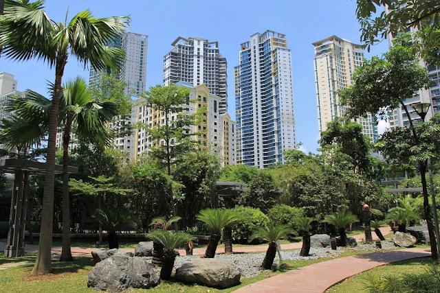 Suuntana Aasia | Bonifacio Global City - Paras paikka asua Manilassa