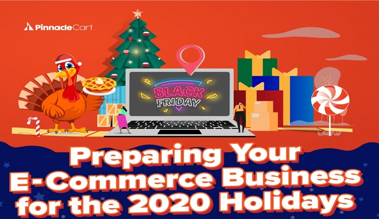 Preparing Your E-Commerce Business for the 2020 Holidays #infographic
