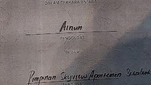 Gugatan Dikabulkan, Kuasa Hukum Ainun Minta Pimpinan Skyview Apartemen Setia Budi Medan Patuhi Putusan PN Medan