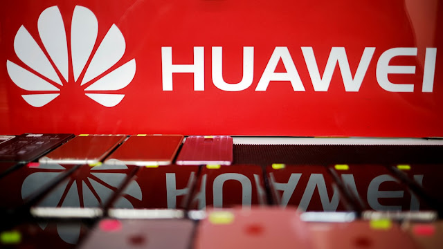 huawei moves to its own OS  as replacement of android