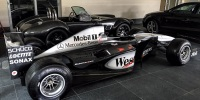 Auction Watch: 2003 McLaren Mercedes-Benz MP4-15 Formula 1 Car