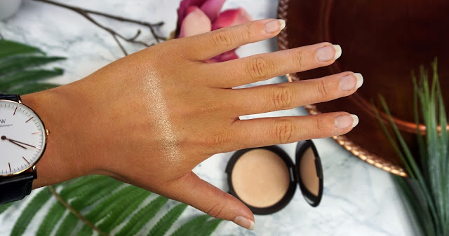 Nailsallover Nails All Over BECCA Shimmering Skin Perfector Pressed Champagne Pop Jaclyn Hill Swatches Glow Highlight
