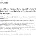 O efeito das dietas com baixo teor de gordura e carboidratos na perda de peso e nos níveis de lipídios: uma revisão sistemática e metanálise.