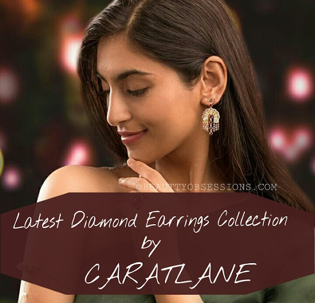 The Latest Diamond Earrings Collection by Caratlane