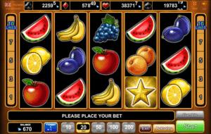 Jucat acum Fruits Kingdom Slot Online