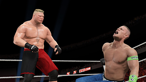 WWE 2K15 Game Download