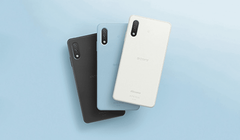 Different colors of Xperia Ace 2