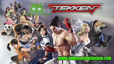 tekken online apk + obb files mediafire link for smartphones and ios