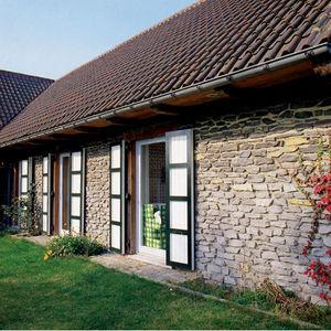 Fachadas con piedras ideas para decorar dise ar y - Revestimientos de fachadas ...