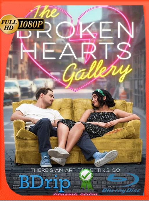 La galería de los corazones rotos (2020) 1080p BDRip Latino [Google Drive] Tomyly