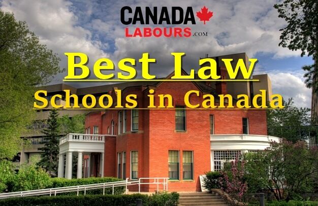 Best Law Schools in Canada 2020, The Best law school in Canada