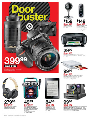 DSLR cameras Sale Target Black friday