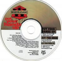 The Whooliganz - 1993 - Put Your Handz Up (CDS)