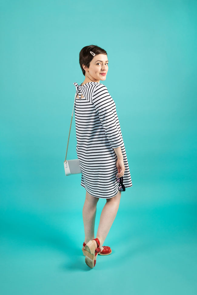 Tilly's Romy dress - Tilly and the Buttons