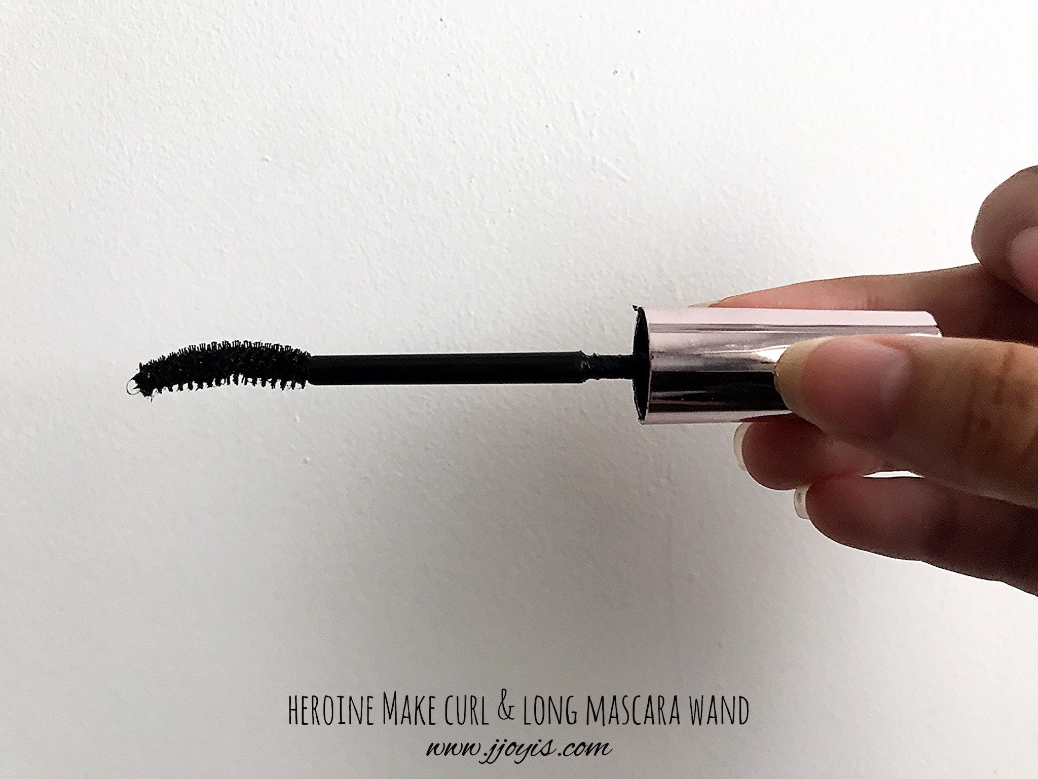 heroine make long and curl mascara waterproof wand