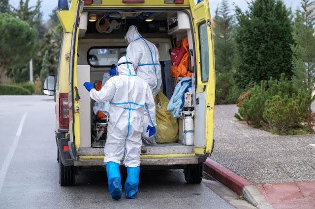 Η Αργολίδα στις περιοχές που προβληματίζουν τους επιστήμονες για τα αυξημένα κρούσματα