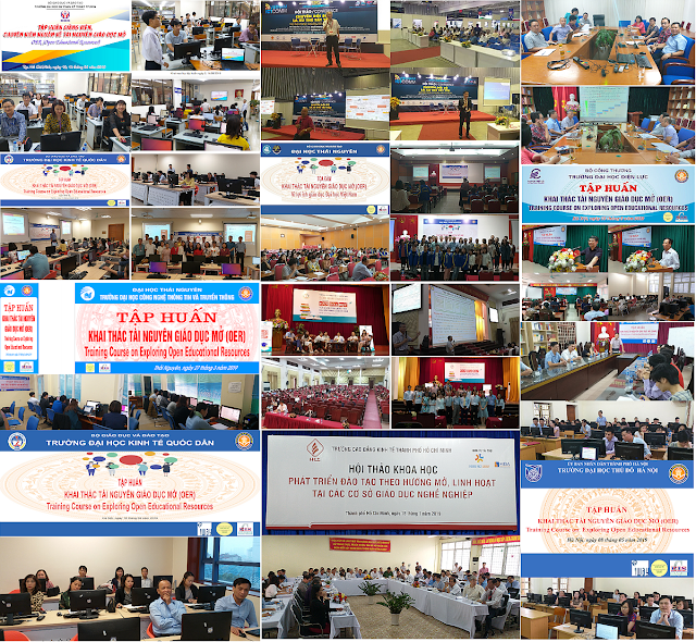 Các bài trình chiếu tại hội nghị, hội thảo nửa đầu năm 2019