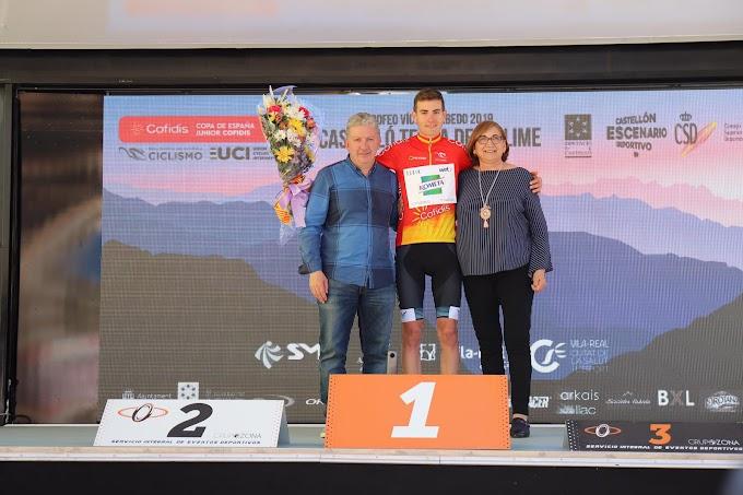 Javi Serrano conquista el Trofeo Víctor Cabedo 2019 y Carlos Rodríguez se exhibe en la primera prueba de la Copa de España