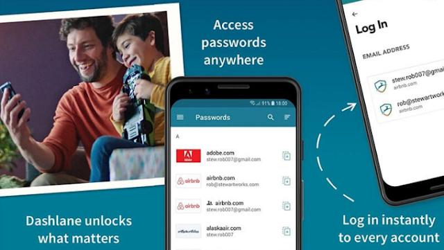 Download 5 Aplikasi Pengelola Kata Sandi Terbaik untuk Android 4