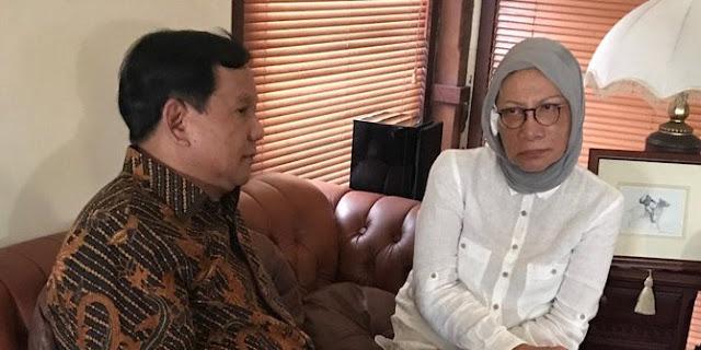 Pengamat: Ratna Sarumpaet Punya Misi Khusus Jatuhkan Prabowo