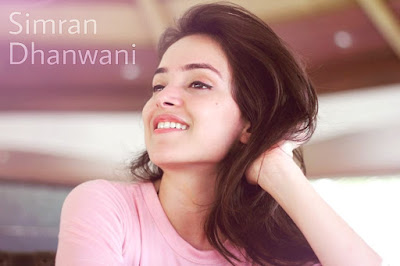 Simran dhanwani image