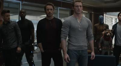 avengers leaked footage