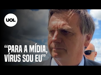 Bolsonaro critica imprensa - Culto religioso provoca aglomeração - Auxílio emergencial