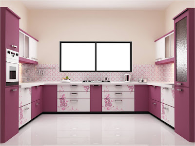 best color combination for modern kitchen cabinets for homes