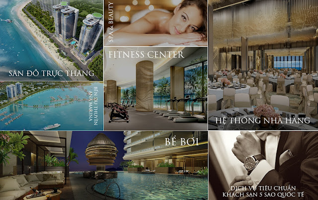 Tiện Ích Swisstouches La Luna Resort Condotel Nha Trang