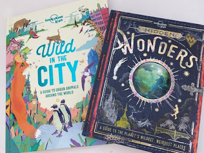 Children's books from Lonely Planet Kids