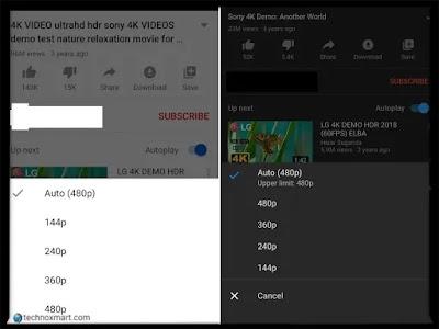 youtube maximum video quality
