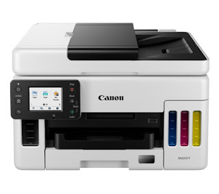 Canon MAXIFY GX6040 Driver Download And Review