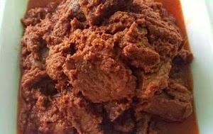 Resep dan Cara Membuat Rendang Daging Spesial