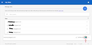 Menambah Situs Baru Ke Google Adsense