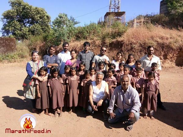 adiwasi village nashik social work