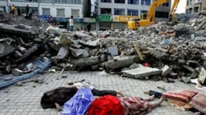 Gempa Di Iran Tewaskan 5 orang