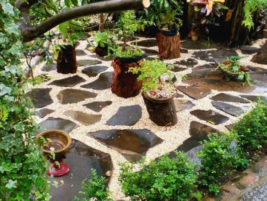 10 ideas grandes para jardines peque os dise os de for Como decorar patios y jardines