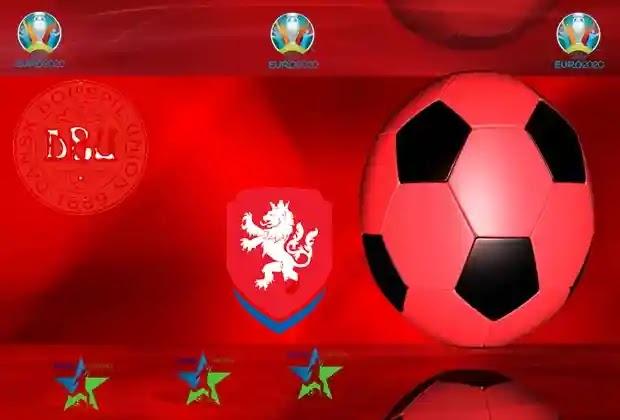 مباريات اليورو 2020,منتخب الدانمارك,منتخب التشيك
