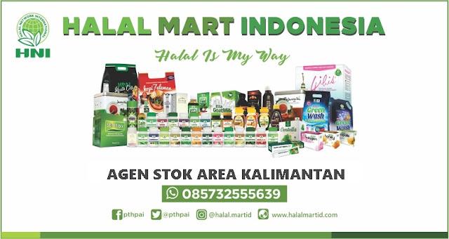 Agen Stokis HNI-HPAI Area Kalimantan yang Masih Aktif