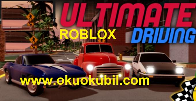 Roblox Ultimate Driving Westover Adaları + Sınırsız Para Script Hilesi 2020