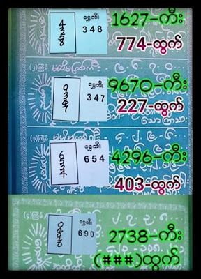 Thailand Lottery King 123 Tips Facebook Timeline Blogspot 1 March 2020