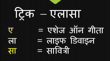 Gk Trick Hindi : अरविन्द घोष की प्रमुख रचना